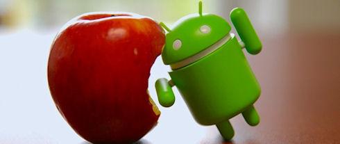 Пользователи Apple тратят больше на мобильные приложения, чем их коллеги из мира Android