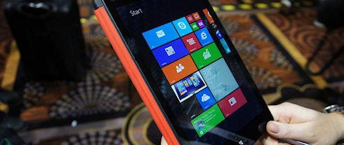 Lenovo продолжит продажи 8-дюймовых планшетов с Windows 8 в США