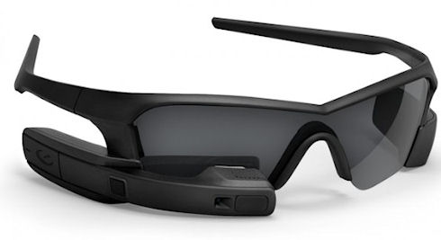 Recon Jet – «умные» очки для спорта