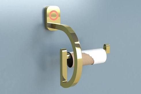 RollScout – персональный сигнализатор уровня туалетной бумаги
