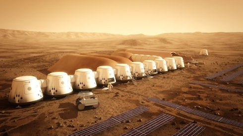 Элон Маск намерен отправить миссию на Марс