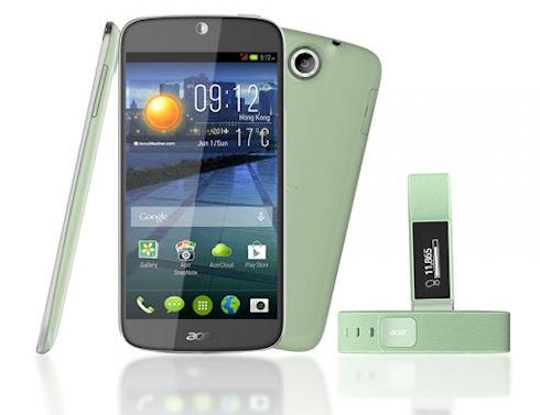 Liquid Jade Plus – обновленный смартфон от Acer
