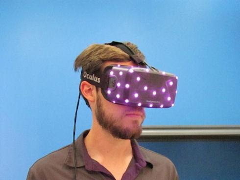 Дисплей от Samsung Note 3 появится в Oculus Rift 2