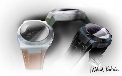 «Умные» часы Hewlett-Packard станут роскошным подарком