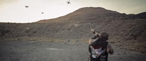 Компания SilencerCo представила эффективный способ избавиться от дронов