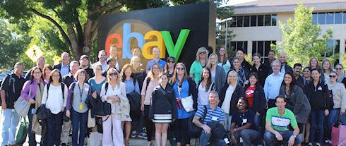 eBay увеличила число женщин в штате компании на 100%