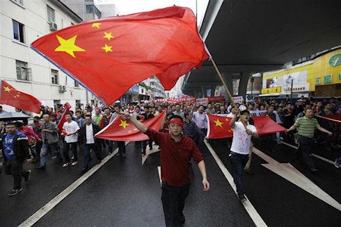 В Китае провели протестную акцию против увольнений Microsoft