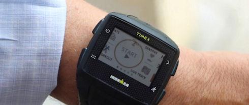 Умные часы Ironman One GPS+ для спортсменов