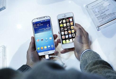 Apple и Samsung отказались от претензий за пределами США