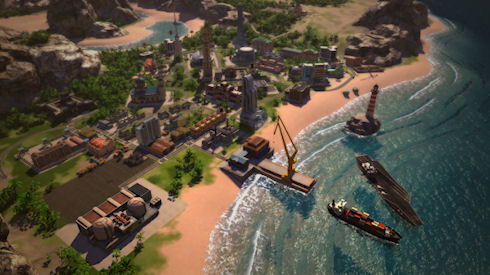 Власти Таиланда запретили игру Tropico 5