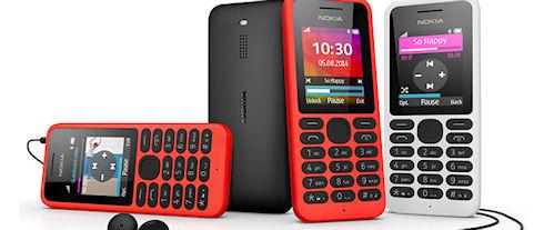 Nokia 130 – телефон за 25 долларов от Microsoft
