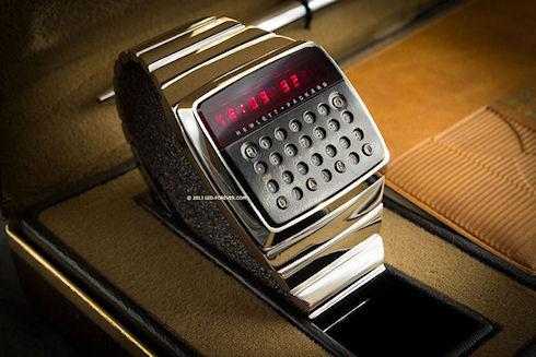 «Умные» часы HP-01 продаются на eBay за 14,5 тыс. долларов