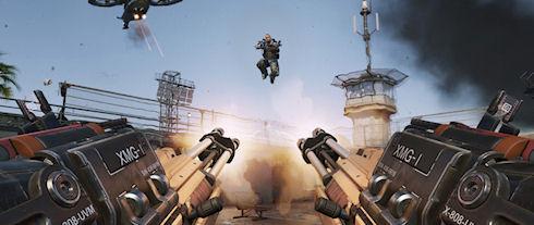 Activision опубликовала видео с мультиплеером Call of Duty: Advanced Warfare