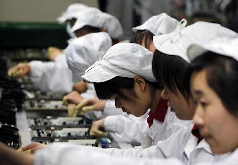Apple отказалась от химикатов при сборке iPhone и iPod