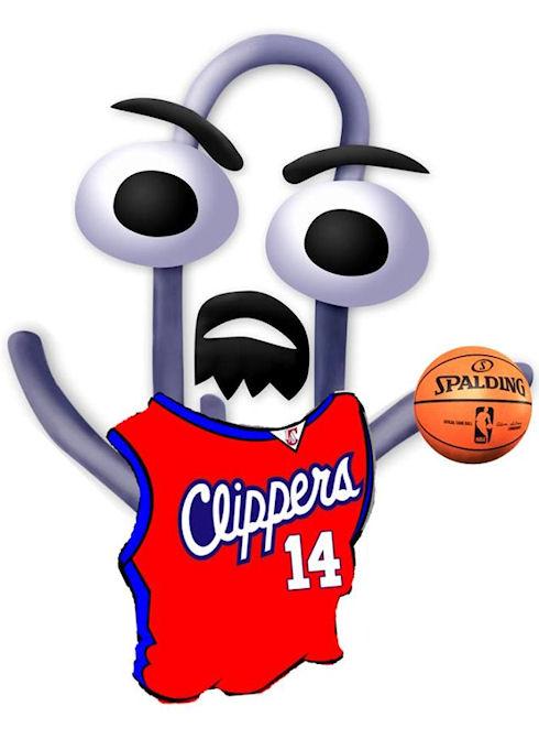 Пользователи Gizmodo придумали логотип для баскетбольного клуба Стива Балмера