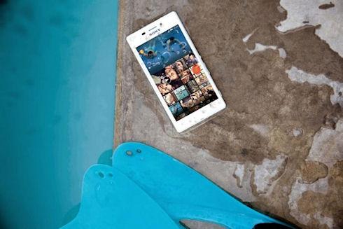 Sony Xperia M2 Aqua – доступный смартфон с водонепроницаемым корпусом