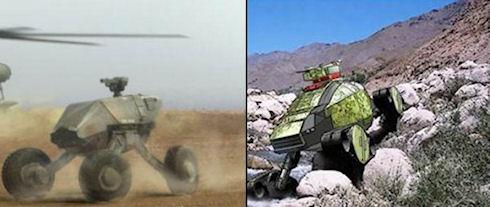 GXV-T – военная техника нового поколения