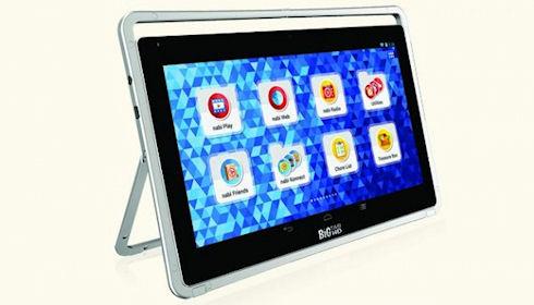 Fuhu Nabi Big Tab – детский планшет с дисплеем 24 дюйма