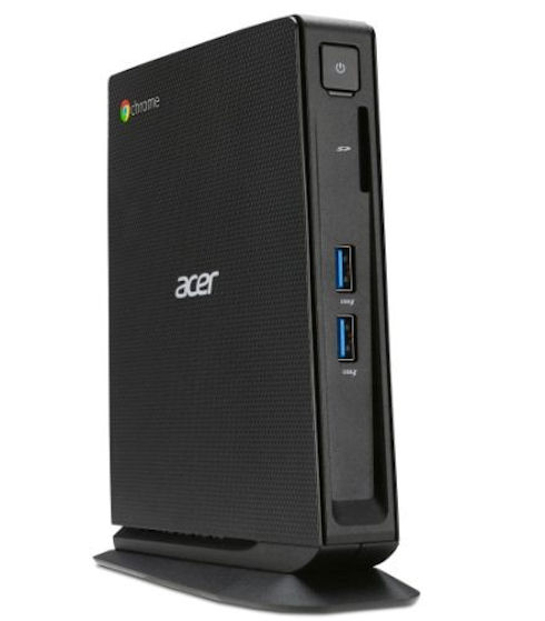 Acer Chromebox CXI – новинка на Chrome OS за 180 долларов