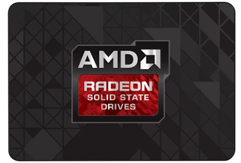 Radeon R7 – надежный SSD-накопитель от AMD