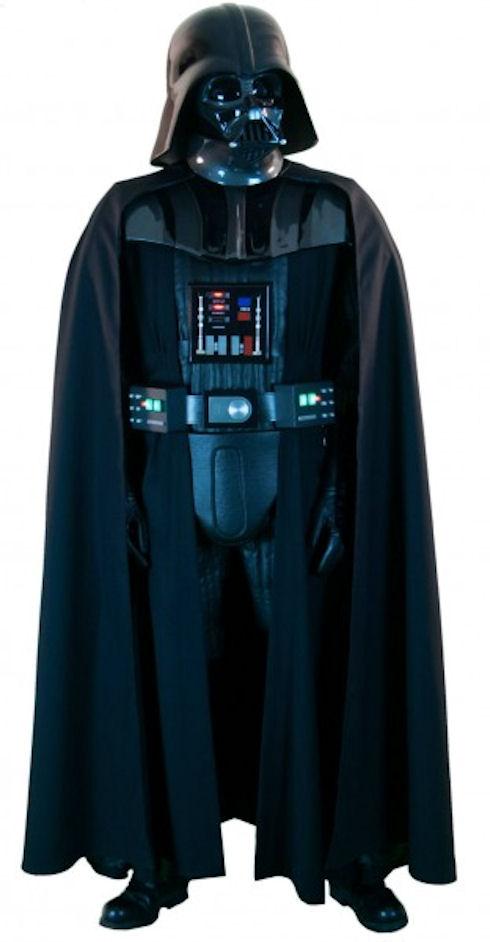 Идеальный костюм Дарта Вейдера от Anovos