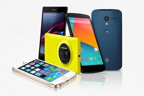 Британские пользователи смартфонов все реже скачивают мобильные приложения