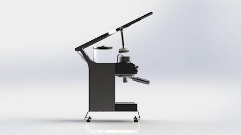Blossom One Brewer – идеальный кофе за 6 тыс. долларов
