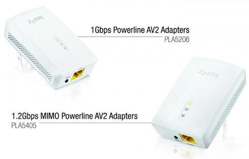 ZyXEL выпускает скоростные Ethernet-адаптеры для электрических сетей