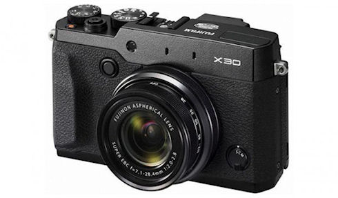 Fujifilm X30 – «умная» компактная камера
