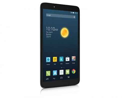 Alcatel начинает продажу нового смартфона и планшета