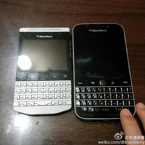 BlackBerry Classic Q20 – новый смартфон от Classic