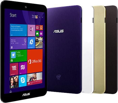Asus VivoTab 8 – доступный планшет на Windows 8.1