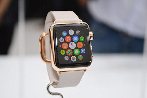 Apple Watch – умные часы с «короной»