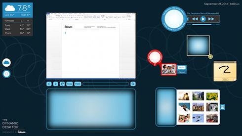 Dynamic Desktop – компьютер будущего