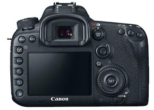 Новая зеркальная камера Canon EOS 7D Mark II
