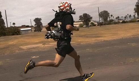 В DARPA создают устройство для скоростного бега