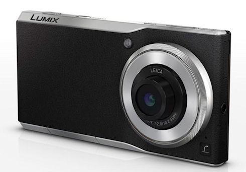 Lumix DMC-CM1 — уникальная компактная камера от Panasonic