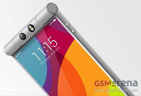 Oppo N3: первые официальные фотографии