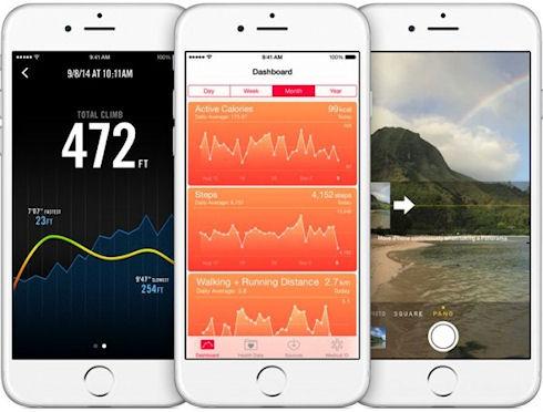 Тест процессора iPhone 6 выявил отставание от Galaxy S5