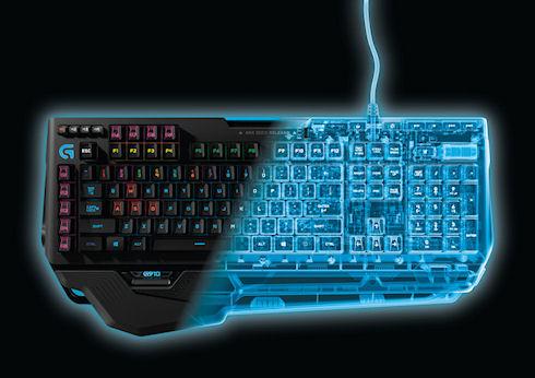 Logitech G910 Orion Spark – «лучшая» игровая клавиатура в мире