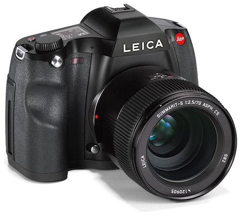 Новая Leica S с возможностью записи видео в формате 4K