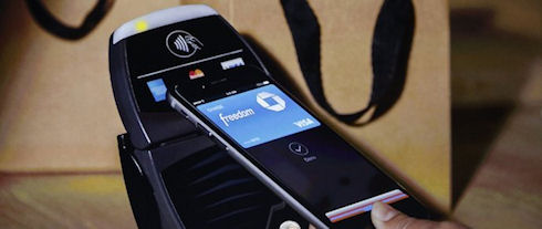 NFC в iPhone 6 и iPhone 6 Plus работает только с Apple Pay