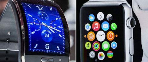 В Apple уверены, что «умные» часы Samsung никому не нужны