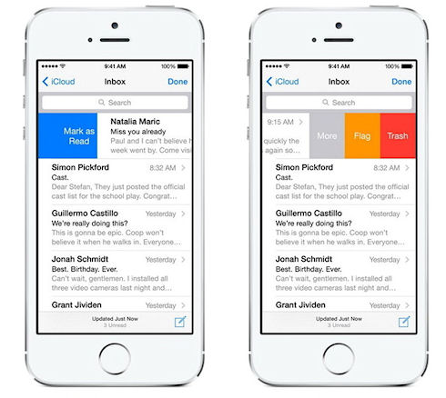 iOS 8: предсказуемая функциональность