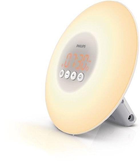 Будильник-солнце от Philips