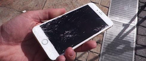 PhoneBuff представила результаты краш-тестов iPhone 6 и iPhone 6 Plus