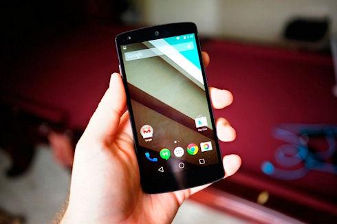 Android L может появиться в Nexus 9 уже через месяц