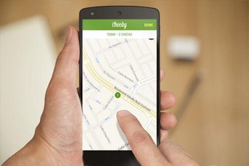 Checky – статистика проверок смартфона