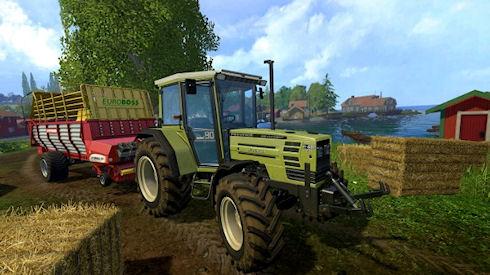 Windows-релиз Farming Simulator 15 состоится 30 октября