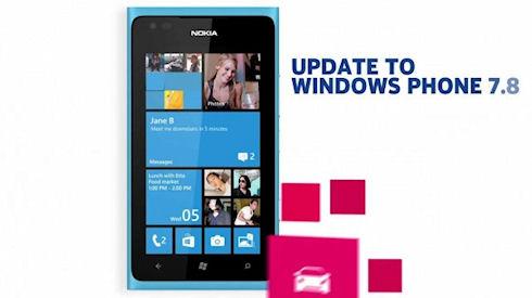14 октября Microsoft прекращает поддержку Windows Phone 7.8